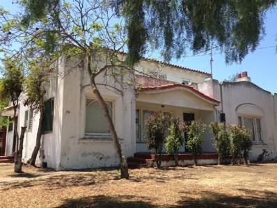 56 F St, Chula Vista, CA 91910 - MLS#: 170053395