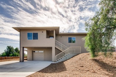 133 Sierra Vista Dr, El Cajon, CA 92021 - MLS#: 170053589