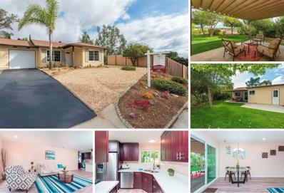 1664 Peacock Boulevard, Oceanside, CA 92056 - MLS#: 170053662