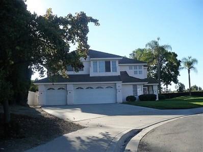 662 Port Claridge, Chula Vista, CA 91913 - MLS#: 170053844