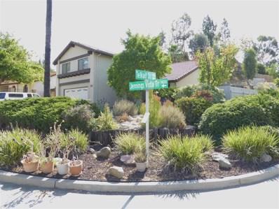 14205 Jennings Vista Trail, Lakeside, CA 92040 - MLS#: 170054138