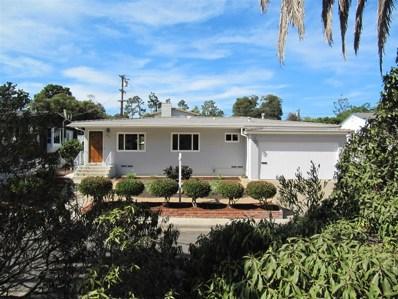 516 Catalina Blvd, San Diego, CA 92106 - MLS#: 170054336