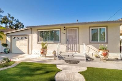 428 W 6th Avenue, Escondido, CA 92025 - MLS#: 170054419