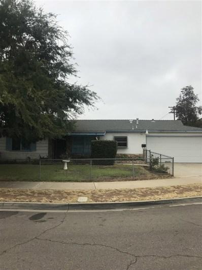 940 Wilfred St, El Cajon, CA 92021 - MLS#: 170054497