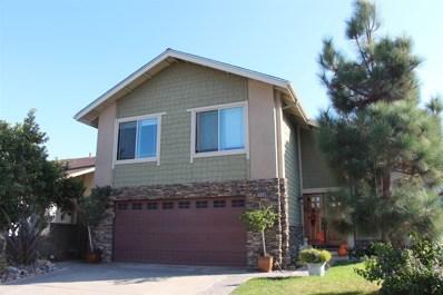 6297 Hannon Ct, San Diego, CA 92117 - MLS#: 170054687