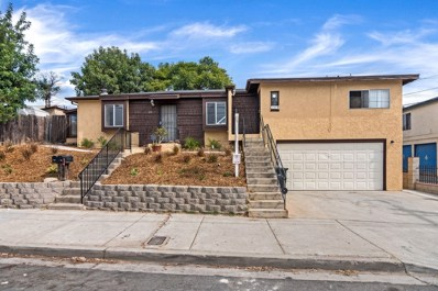 3741 52nd Street, San Diego, CA 92105 - MLS#: 170054727