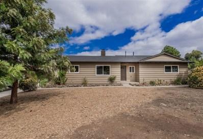 9663 Woodland Vista Dr, Lakeside, CA 92040 - MLS#: 170054742