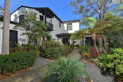 1418 Torrey Pines Road, La Jolla, CA 92037 - MLS#: 170054791
