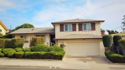 8563 Harwell, San Carlos, CA 92119 - MLS#: 170054818