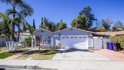1058 Worthington St., San Diego, CA 92114 - MLS#: 170054887