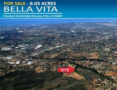 Cleveland Trail, Vista, CA 92084 - MLS#: 170055259