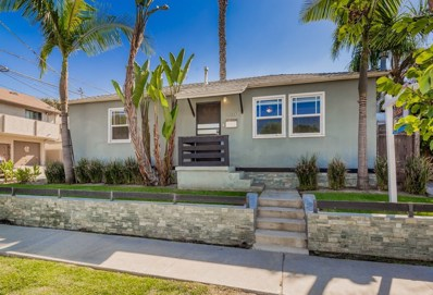 3415 Collier Ave, San Diego, CA 92116 - MLS#: 170055515