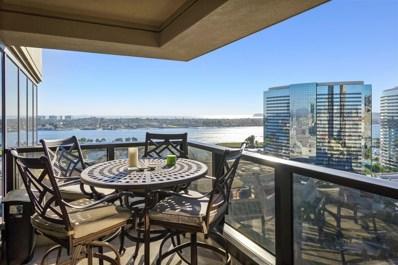 200 Harbor Drive UNIT 2103, San Diego, CA 92101 - MLS#: 170055584
