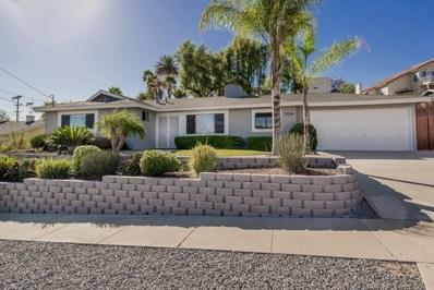 1534 Delight St, El Cajon, CA 92021 - MLS#: 170055726