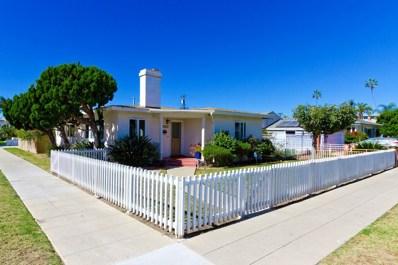 4204 Bayard St, San Diego, CA 92109 - MLS#: 170055770