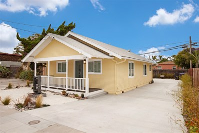 5034 Long Branch Ave, San Diego, CA 92107 - MLS#: 170055833