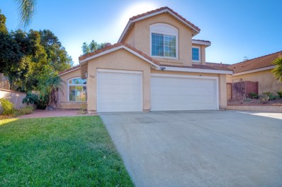 1427 Corte Bravo, San Marcos, CA 92069 - MLS#: 170055845