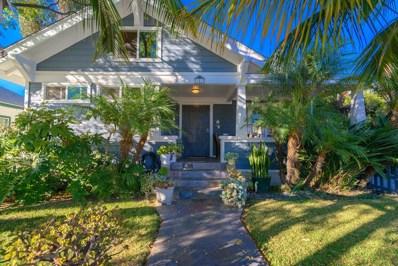 346 W Robinson Ave, San Diego, CA 92103 - MLS#: 170055918