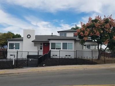 101 N San Jacinto Drive, San Diego, CA 92114 - MLS#: 170056041