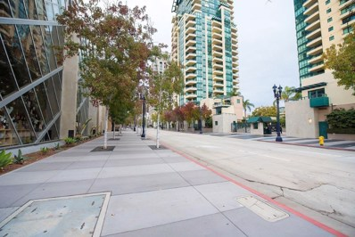 550 Front St UNIT 707, San Diego, CA 92101 - MLS#: 170056185