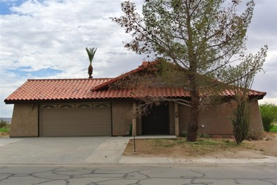 2829 Foursome Drive, Borrego Springs, CA 92004 - MLS#: 170056290