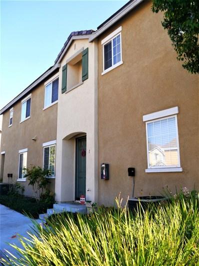 1453 Levant Lane UNIT 1, Chula Vista, CA 91913 - MLS#: 170056533