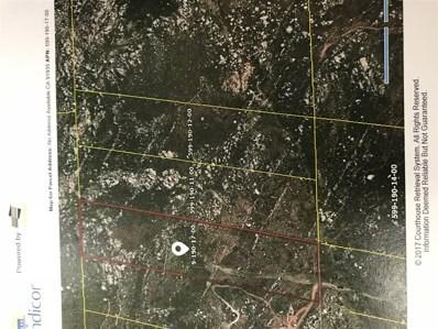 9.32 Ac Sierra Cielo, Jamul, CA 91935 - MLS#: 170056554