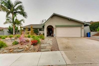 4032 Wooster Dr, Oceanside, CA 92056 - MLS#: 170056566