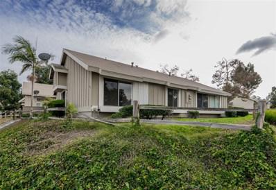 7061 Appian Drive UNIT A, San Diego, CA 92139 - MLS#: 170056659