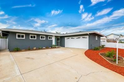 5840 Kelton Ave, La Mesa, CA 91942 - MLS#: 170056677