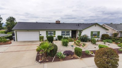 1598 Country Crest Drive, El Cajon, CA 92021 - MLS#: 170056682