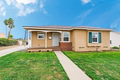 5153 Zion Ave, San Diego, CA 92120 - MLS#: 170056746