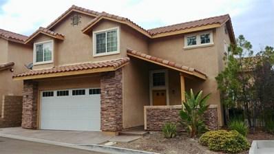 9013 Farrington Ct, Santee, CA 92071 - MLS#: 170057026