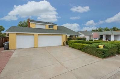 9212 Pennywood Rd, Santee, CA 92071 - MLS#: 170057200