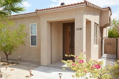 1714 Las Casitas, Borrego Springs, CA 92004 - MLS#: 170057294
