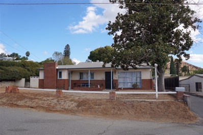 1319 Somermont Dr., El Cajon, CA 92021 - MLS#: 170057376