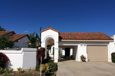 4760 Agora Way, Oceanside, CA 92056 - MLS#: 170057385