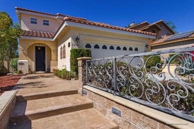 1372 Via Pavon, San Marcos, CA 92069 - MLS#: 170057455
