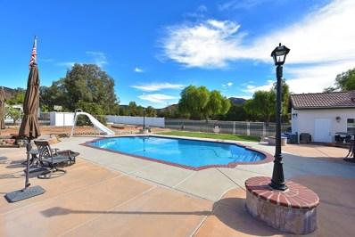 24165 Del Amo Rd, Ramona, CA 92065 - MLS#: 170057514