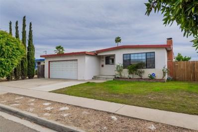 7281 Beagle St, San Diego, CA 92111 - MLS#: 170057520