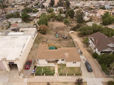 835 E 2nd St, National City, CA 91950 - MLS#: 170057791