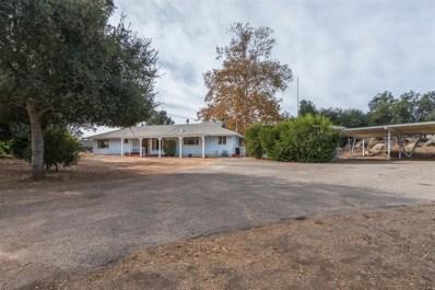 15660 Marmac Drive, Ramona, CA 92065 - MLS#: 170057931