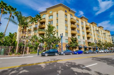 1480 Broadway UNIT 2414, San Diego, CA 92101 - MLS#: 170058063