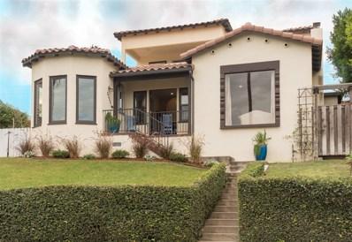 3235 Marlton Drive, San Diego, CA 92104 - MLS#: 170058167