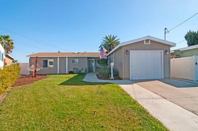 174 Eckman Ct, Chula Vista, CA 91911 - MLS#: 170058231