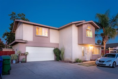 580 Clayton Ct, El Cajon, CA 92021 - MLS#: 170058284