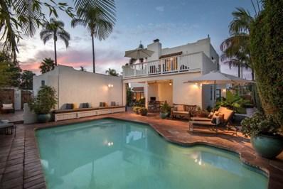 4103 Hilldale Road, San Diego, CA 92116 - MLS#: 170058415