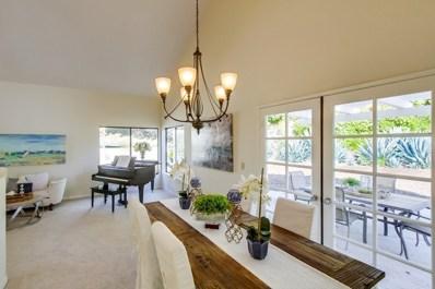 11740 Via Chona, San Diego, CA 92128 - MLS#: 170058453