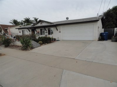 1543 Markerry Ave, El Cajon, CA 92019 - MLS#: 170058687