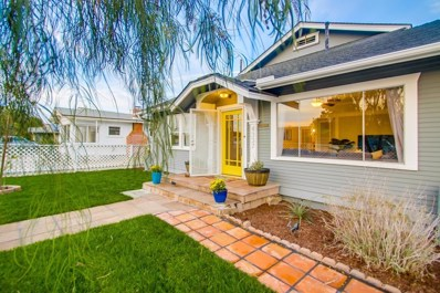 4337 Central Ave, San Diego, CA 92105 - MLS#: 170058705